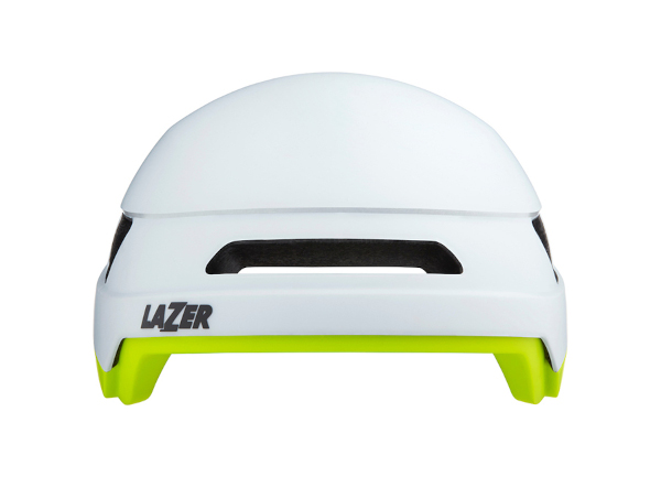 Urbanize Helmet White Flash Yellow Carousel Image