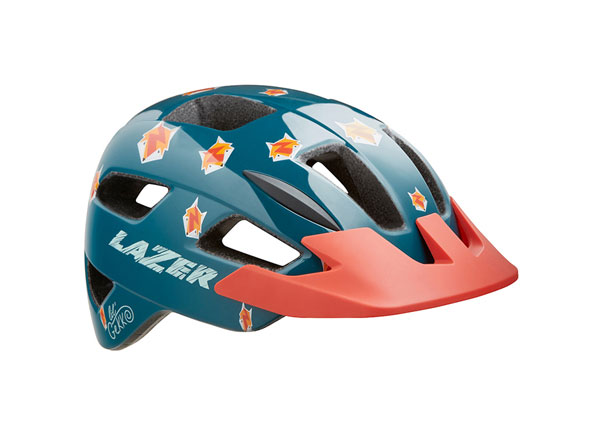 Lil'Gekko helmet Fox color 1