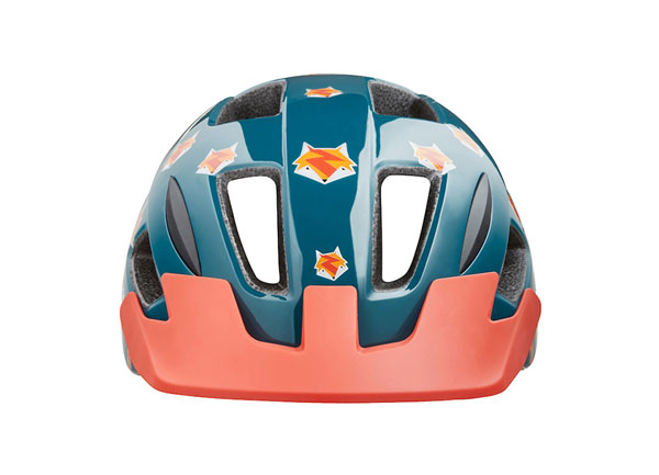 Lil'Gekko helmet Fox color 2
