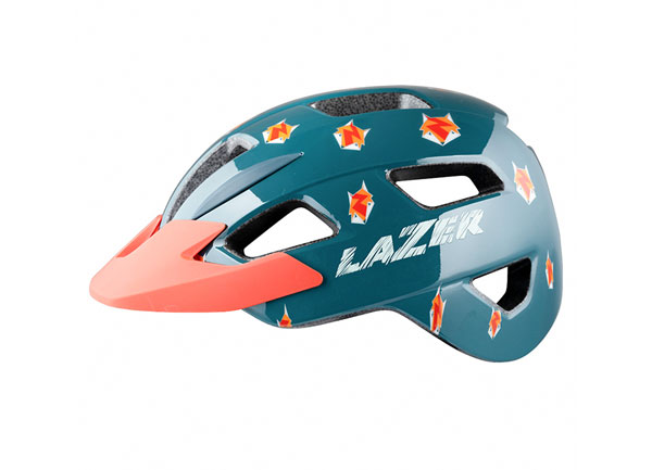 Lil'Gekko helmet Fox color 5