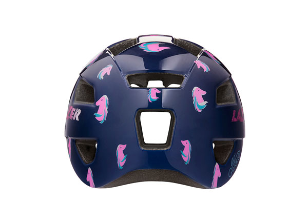 Lil'Gekko helmet Pink sea pony color 2