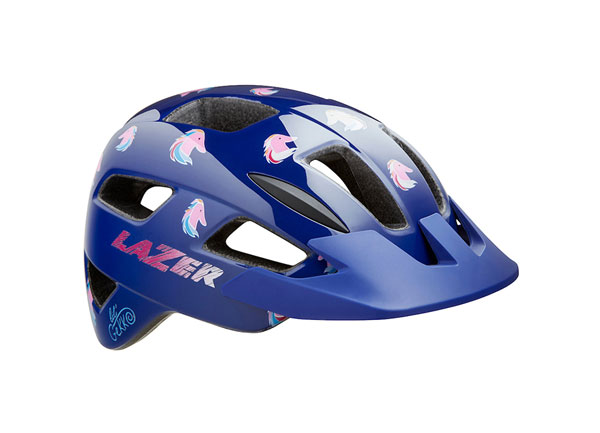 Lil'Gekko helmet Pink sea pony color 4