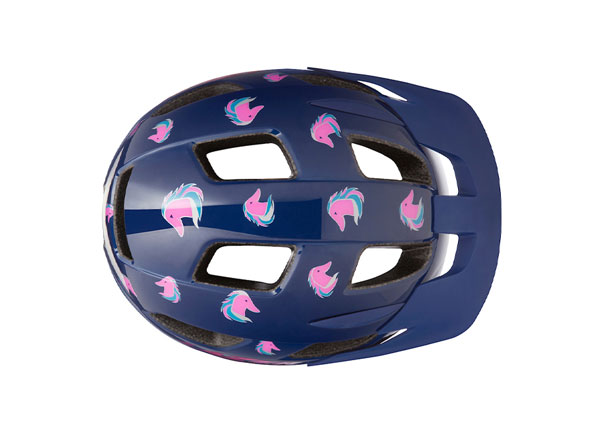 Lil'Gekko helmet Pink sea pony color 5