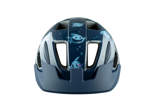 Lil'Gekko helmet color Sharky 2