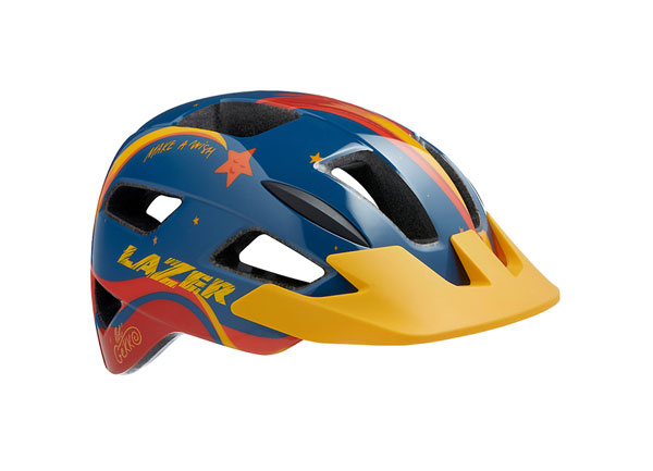 Lil'Gekko helmet color Star 2