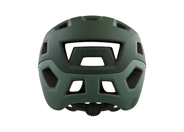 Coyote Helmet Dark Green 4