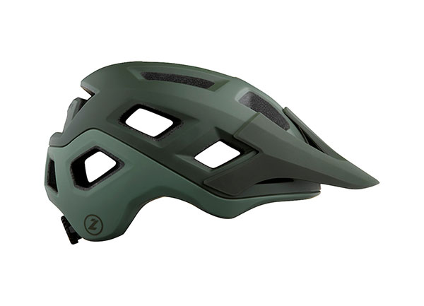 Coyote Helmet Dark Green 1