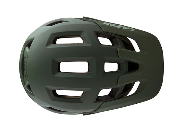 Coyote Helmet Dark Green 2