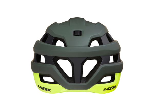 Sphere Helmet Dark Green & Flash Yellow Carousel Image