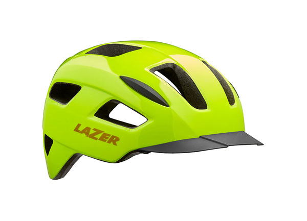 Lizard helmet Flash yellow 1