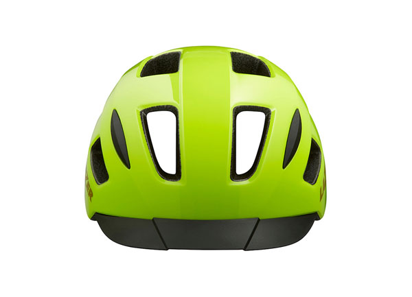 Lizard helmet Flash yellow 2