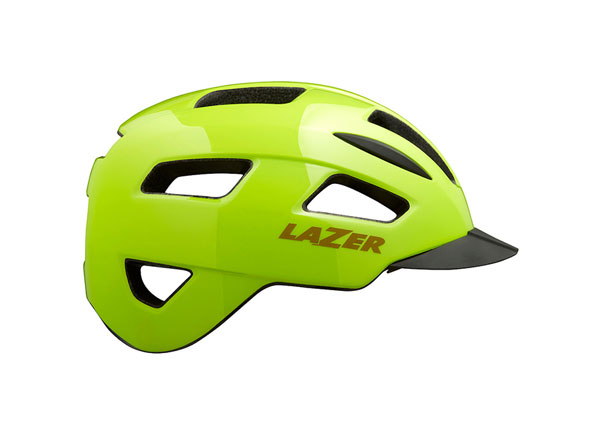 Lizard helmet Flash yellow 4