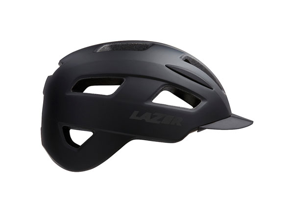 Helm Lizard Matte Black 4