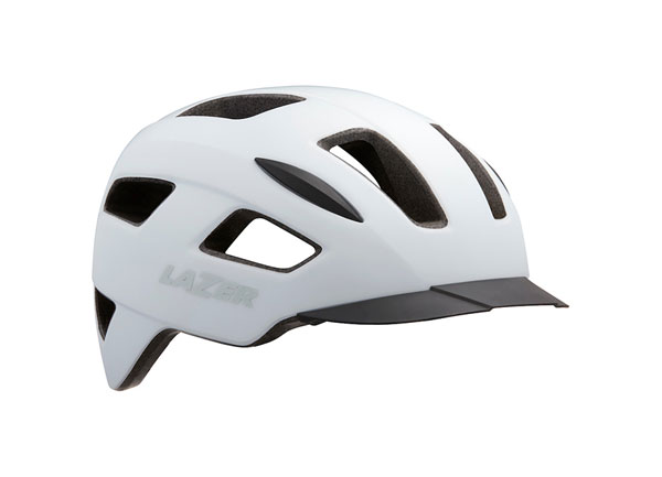 Helm Lizard Matte White 1