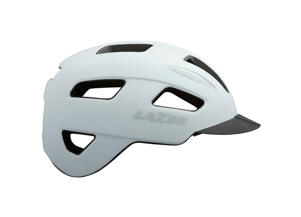 Helm Lizard Matte White 5