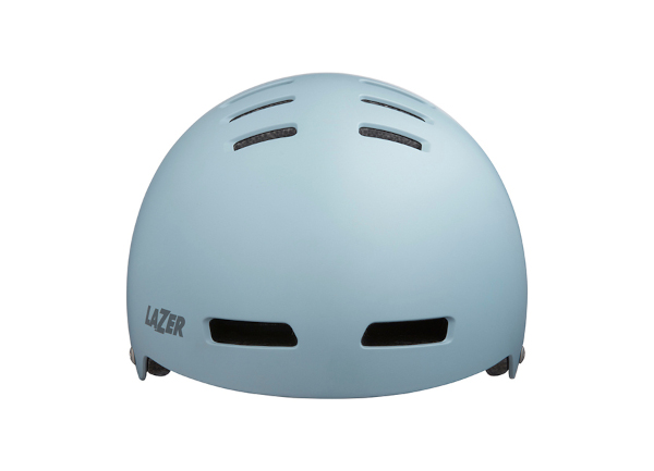 One Plus Helmet Matte Light Blue Carousel Image 2