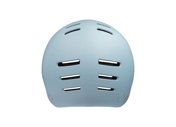 One Plus Helmet Matte Light Blue Carousel Image 3