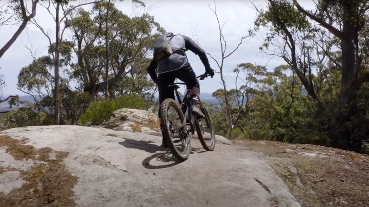 Derby Mountain, Tasmania – video