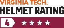 Virginia tech 4 star rating